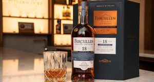 "Powerscourt Distillery unveils Fercullen ""Five Elements"" 18-year-old single malt"