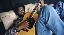 Michael Kiwanuka: 'If you're a creative, you don't try and be that, you just are'