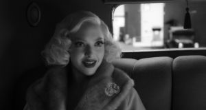 Amanda Seyfried as Marion Davies in Mank. Photograph: Netflix