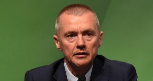 Irish man Willie Walsh, who is set to take over as head of the International Air Transport Association. Photograph: Clodagh Kilcoyne/Reuters