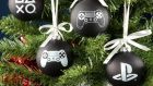 Decorate your tree with gaming-themed baubles this year.
