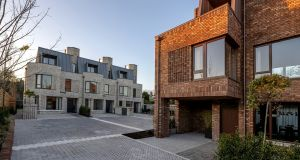 Ranelagh's brand new street with three-beds from €1.325m