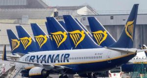 Ryanair said the Government needs to look beyond day-to-day Covid figures to consider not just what is happening now but also the longer-term implications arising from the crisis
