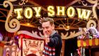 The Late Late Toy Show: Ryan Tubridy in one of his astonishing collection of festive jumpers