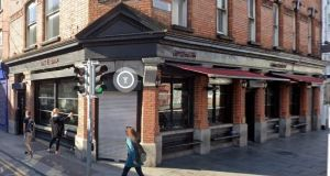 Dublin's Dice Bar is to close for good. Photograph: Google