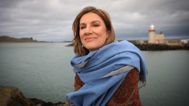 Author, playwright and Irish Times columnist Hilary Fannin. Photograph by Crispin Rodwell