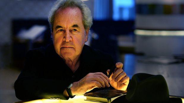 John Banville. Photograph: Cyril Byrne
