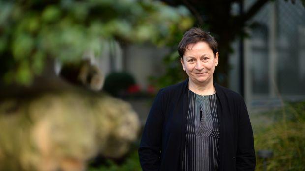 Anne Enright, author of Actress. Photograph: Dara Mac Dónaill