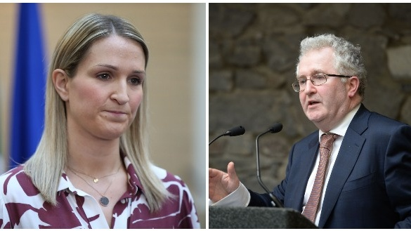 Q&A: What will McEntee be asked in the Dáil about Woulfe?