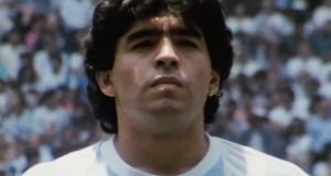 Diego Maradona (1960-2020) led Argentina to World Cup glory in 1986