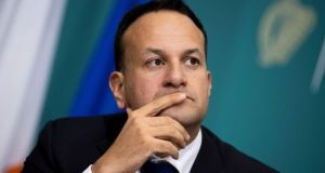 Tánaiste Leo Varadkar insisted 2021 was a year to look forward to. File  photograph: Julien Behal