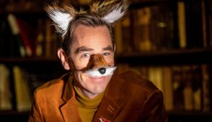 RTÉ presenter Ryan Tubridy will channel Fantastic Mr Fox for the  opening number of The Late Late Toy Show 2020. The theme for the show is The Wonderful World of Roald Dahl. Photograph: Andres Poveda
