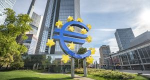 Calls for debt relief may not be welcome at the ECB. Photograph: iStock