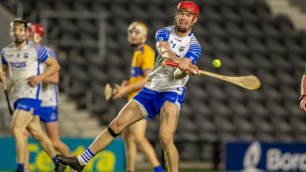Waterford's Tadhg De Burca during his side's win over Clare. Photograph: Morgan Treacy/Inpho