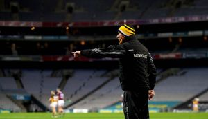 Brian Cody is looking to extend his long run of All-Ireland semi-final wins on Saturday. Photograph: Ryan Byrne/Inpho