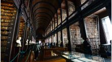 Four new statues to end Trinity Long Room's 'men only' image