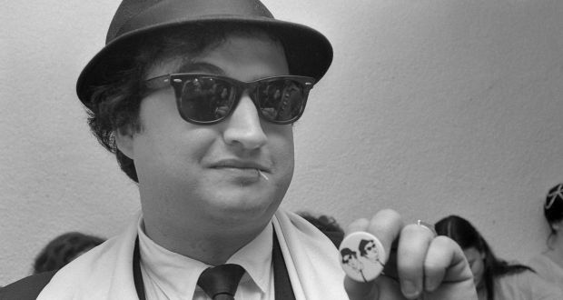 John Belushi: 'Had he died in his sleep, we'd remember his life differently.' Photograph: Richard McCaffrey/courtesy Showtime