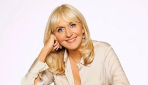 Miriam O'Callaghan: sounds so sincere that her touchy-feely public persona seems flinty by comparison. Photograph: RTÉ