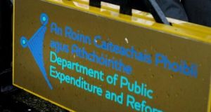 Department of Public Expenditure has  tabled initial draft proposals on reforms and modernisation of public service