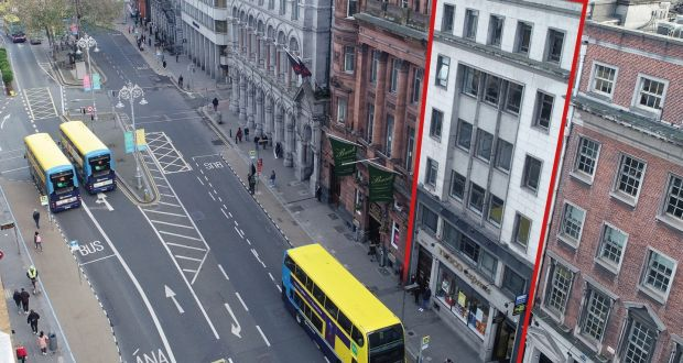 18/19 College Green is located opposite the former Central Bank building and a short walk from Trinity College