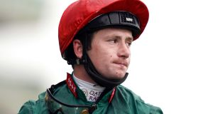 Dual British champion jockey Oisín Murphy has been banned for three months by France Galop after testing positive for a metabolite of cocaine. Photograph:  Alan Crowhurst/PA Wire
