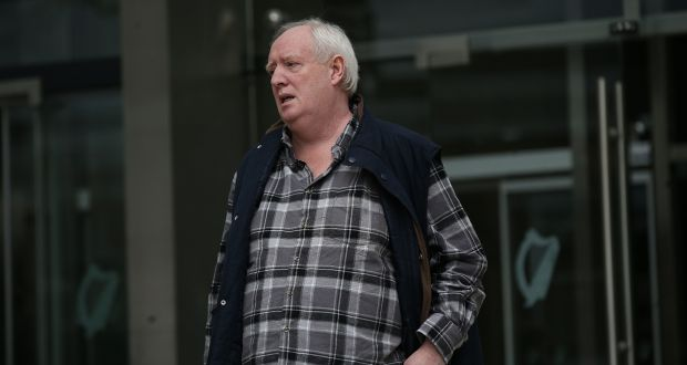 Patrick Russell was jailed for three years                   earlier this month for the theft of €215,000 from a                   businessman whom he was acting as an agent for in the                   purchase of a Co Kildare warehouse in 2015.                   Photograph: Collins Courts