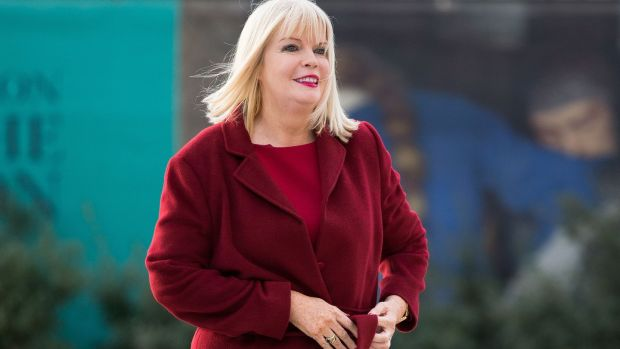 Mary Mitchell O'Connor: The former school principal turned TD set up Mitchell O'Connor Consultancy, Mentorship and Executive Coaching earlier this month. Photograph: Tom Honan