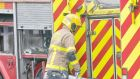 Emergency services are at the scene in Ashe Street, Tralee, where a building has reportedly collapsed.