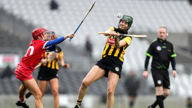 Kilkenny defence keeps Cork in check to claim spot in camogie final