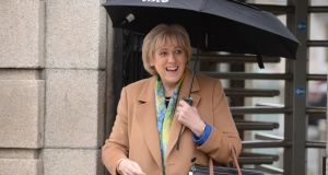 Minister for Social Protection Heather Humphreys  says the grant will remain open for applications even as Level 5 restrictions are eased. Photograph: Dara Mac Donaill