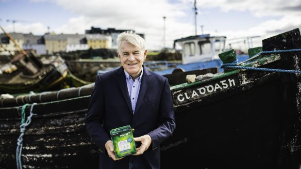 Daithí O'Connor of Revive Active says the part of the Thrive Project that he found most beneficial was Coca-Cola's sharing of its extensive consumer research.