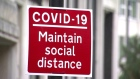 England's Covid-19  infections fell 30% during lockdown