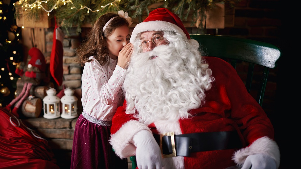 Send your question to Santa for the Irish Times Santa Podcast