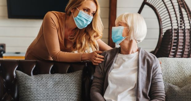 From Monday next, visits by one person to nursing home residents will be permitted on compassionate grounds. Photograph: iStock