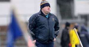 David Power: The Tipp manager's call to bring in the likes of Paddy Christie was an astute move. The players delivered an historic Munster title but  the management too deserve huge credit. Photograph: Bryan Keane/Inpho