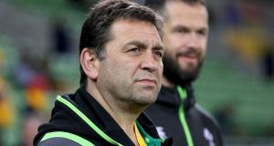 Is 2018 as good as it's going to get for Ireland under  Performance Director David Nucifora? Photograph: Dan Sheridan/Inpho