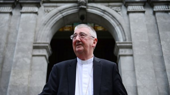 Archbishop Diarmuid Martin appeals for online donations to Crosscare agency - irish times