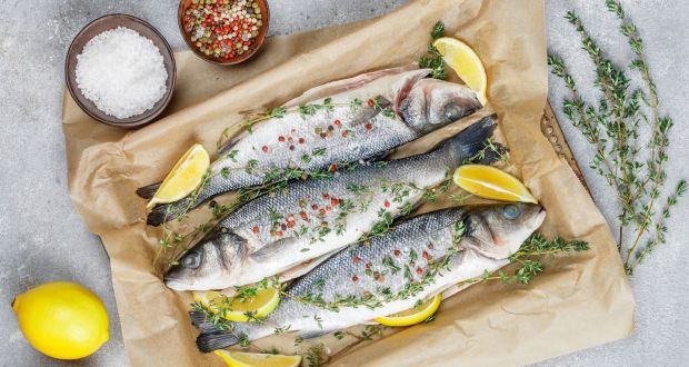 Baking or roasting a fish whole is actually a lot easier than pan frying a fillet. Photograph: iStock