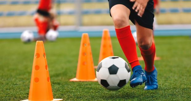 The Dublin and District Schoolboys/Girls League is expected to return over the weekend of January 23rd and 24th, giving thousands of children an opportunity to get out and play again. Photograph: iStock/Getty Images