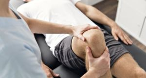 There were 101,000 fewer physiotherapy appointments than targeted in the year to June. Photograph: iStock