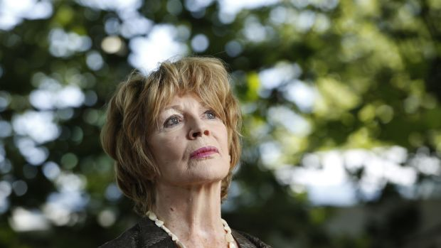 Edna O'Brien turns 90 on Decvember 15th. Photograph: Murdo MacLeod