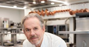 Thomas Keller has restaurants in California and New York. Photographs: Deborah Jones