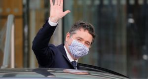 Minister for Finance Paschal Donohoe said the country could respond now in a way now that it could not a decade ago. Photograph: Crispin Rodwell/The Irish Times
