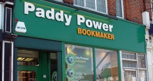 Paddy Power-owner Flutter Entertainment has placed eight million new shares to help pay for its Fanduel buyout deal in the US. Photograph: Michael Stephens/PA Wire