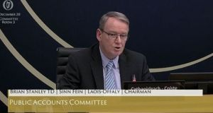 Sinn Féin TD Brian Stanley has written to Ceann Comhairle Seán Ó Fearghaíl requesting time to make a personal statement to the Dáil on December 15th