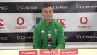 Johnny Sexton on Ireland's 31-16 victory over Scotland