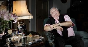 Peter Alliss at his home in 2009. Photo: David Ashdown/Getty Images