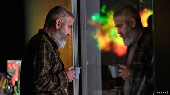 In The Midnight Sky, a new post-apocalyptic thriller, George Clooney plays a lonely Arctic-bound scientist attempting to intercept a space mission from returning to a now-ravaged Earth.