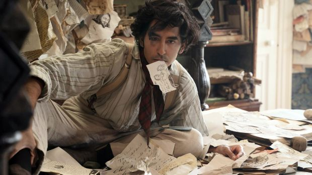 Dev Patel in The Personal History of David Copperfield. Lionsgate