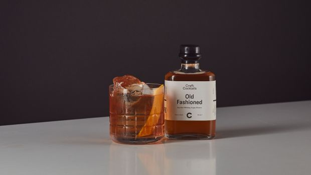 Old Fashioned by Craft Cocktails.